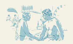 #spartacus #1960 #ink #sketch #sketchbook #mischief #digitaldrawing #digitalink #age #handshake #bath #towel #bathtowel Spartacus 1960, Digital Ink, Tao, Art Ideas, Towel, Sketch, Drawings, Artist, Fictional Characters