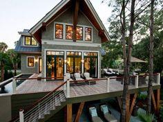 Deck...windows...