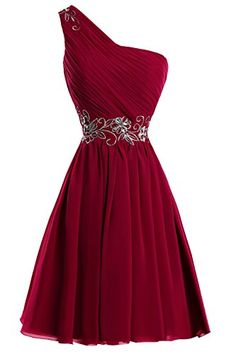 Chengzhong Sun Women One-shoulder Short Bridesmaid Prom Dresses Burgundy Chengzhong Sun http://www.amazon.com/dp/B019DN162K/ref=cm_sw_r_pi_dp_XmNSwb13Z89VF