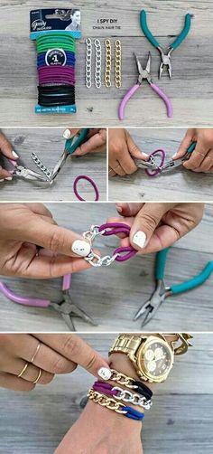 Super easy jewelry