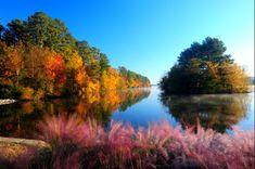 Swift Creek Reservoir ~ Chesterfield County, VA http://www.chesterfield.gov/content2.aspx?id=2854