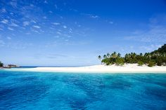 Famous Beaches: Take your pick on Monuriki Island (where Tom Hank's movie Castaway was filmed) in the Mamanuca Islands in Fiji