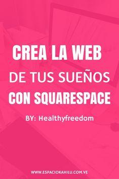 como crear un blog en squarspace | como crear una página web con squarspace | emprender online | marketing digital | negocio online | blogger | empezar un blog | crear un blog | tutorial | link afiliado