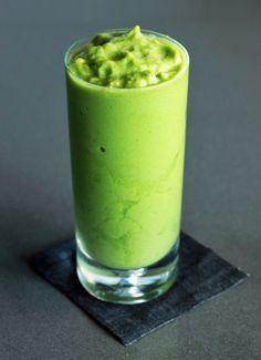 Alton Brown's Mean Green Smoothie Recipe