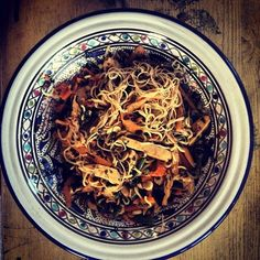 Japchae, Salad, Posts, Ethnic Recipes, Blog, Messages, Salads