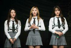 SuA, Handong and Siyeon