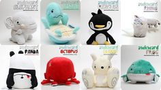 Awkward Animals Wong Fu | these are so cute!