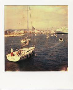 Entrée de la Grande Parade Maritime par la passe sud du GPMM #Marseille #GPMM #voiliers #MP2013 #parademaritime / www.marseillepolaroid2013.com