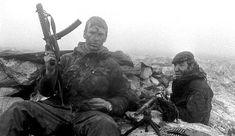 British airborne, Mount Longdon, Falklands war - pin by Paolo Marzioli