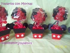 Arbolitos De Golosinas , Centros De Mesa, Topiarios - $ 85,00 en MercadoLibre
