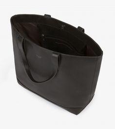 SCHLEPP - BLACK - totes - handbags