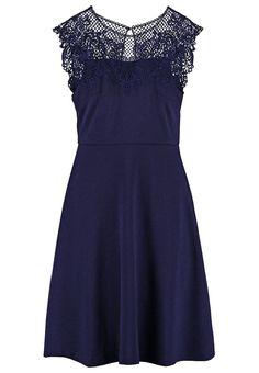 Robes Anna Field Robe en jersey - peacoat bleu foncé  40 dc9574753