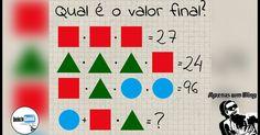 Solução - Qual o valor final?