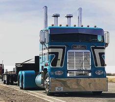 Mack Trucks, Big Rig Trucks, Semi Trucks, Old Trucks, Freightliner Trucks, Peterbilt, 6x6 Truck, Heavy Construction Equipment, White Truck