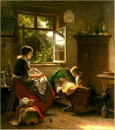 Domestic Warfare | A Wise Woman Builds Her Home