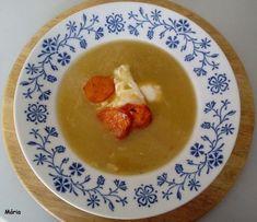 Krémová polievka so zapustený vajcom - recept Pudding, Desserts, Food, Tailgate Desserts, Deserts, Custard Pudding, Essen, Puddings, Postres