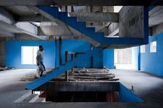 Torre David Venezuela  http://blog.ted.com/2013/10/16/communities-in-unexpected-places-from-iwan-baan/