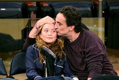 Weird! Mary Kate Olsen with her much older husband, Olivier Sarkozy, brother of ex-French Premier.