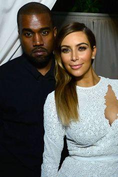 Kim Kardashian + Kanye West Are Married...
