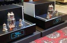Wall Audio M 33 SET Mono-block Amplifiers Introducing Wall Audio's monoblock amplifiers M 33 SET, unconventionally with a gratitude to the brilliant Lee De Forest. His invention in 1906 – the high-vac