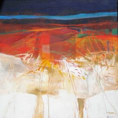 Fiona Ewan ROWETT Landscape Artwork, Abstract Landscape, Figurative, Printmaking, Artworks, Mixed Media, Landscapes, Projects To Try, Artists