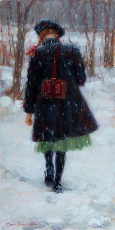 """""""Heading Home"""" by Bryce Cameron Liston"""