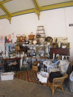 Market at Edisvoll Verk 2012