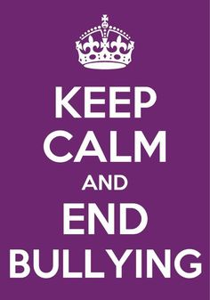 Made this on the Keep Calm and Carry on app for the iPhone/iPod touch Thought this would be a good way to get the message out about ending the bullying. Keep calm and end bullying Stop Bullying Now, Anti Bullying, Stop Bullying Posters, Stop Bullying Quotes, Bullying Lessons, Keep Calm Posters, Keep Calm Quotes, Stop Bulling, Amanda Todd