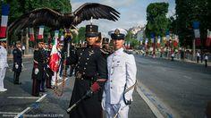 Águilas mexicanas brillan en Francia