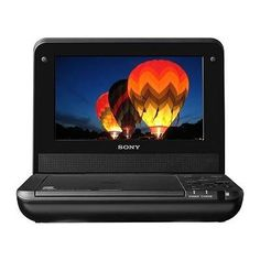 #portable #player Sony DVP-FX750 7-Inch Portable DVD Player, Black $68.49. Get here!