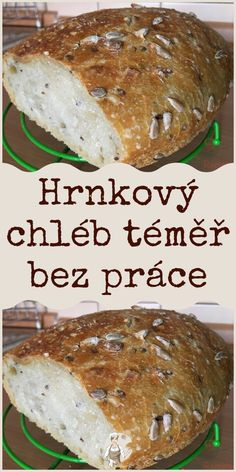 Healthy Baking, Easy Healthy Recipes, Easy Dinner Recipes, Sweet Recipes, Easy Snacks, Easy Meals, Czech Recipes, Ethnic Recipes, Holiday Party Appetizers