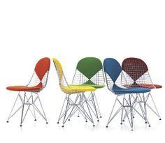 Chaise DSR Eiffel - Charles Eames - 1948