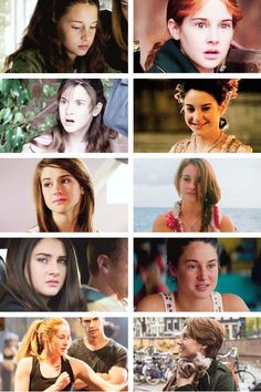 The many characters of Shailene Woodley