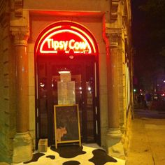 Tipsy Cow madison Wisconsin
