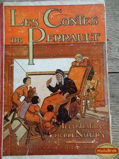 Livre Collection ... Les contes de Perrault (1947) ... sur www.mulubrok.fr