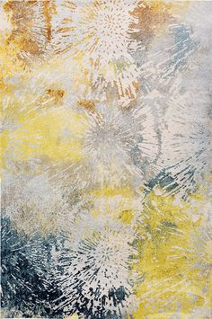 Dynamic Rugs Multi Fusion 25424 rug - Country & Floral Rectangle x Oil Painting Abstract, Abstract Watercolor, Abstract Canvas, Oil Paintings, Textured Carpet, Patterned Carpet, Modern Carpet, Modern Rugs, Jungle Art
