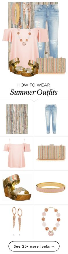 """Summer Outfit"" by stacinelsoncole on Polyvore"