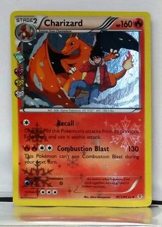 This Charizard never lets you down. ** CHARIZARD RC5/32 HOLO XY Generations ** Radiant Collection NM/M Pokemon Card RAW POWER!!! It Sparkles, It Shines, and it's a sexy card! This Charizard could soon