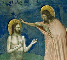 Giotto di Bondone - Storie di Cristo e della Vergine, 1303-1305 Cappella degli Scrovegni, Padova.