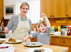 In the Kitchen with Amelia