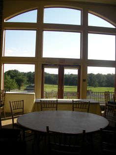 the loft at sweet water country club window