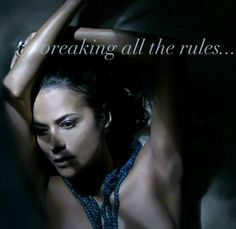 Cover of the new single .... Breaking all the rules