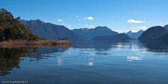 Photography - Lake Manapouri, Fiordland, New Zealand