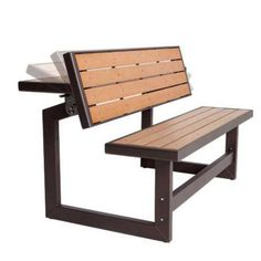 Lifetime® Convertible Patio Bench