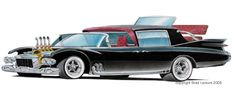 Custom Hearse | Brad has been a regular contributor to Scale Auto Enthusiast Magazine ...