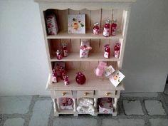 dolls house dresser toiletry shop display by SmallthingsbyAmanda, £13.99