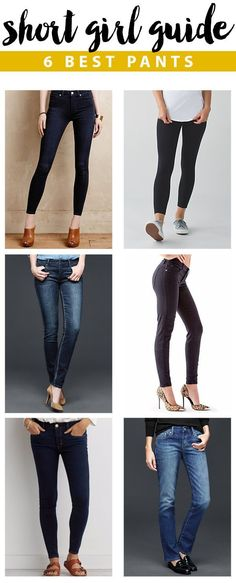 Yo Shorty If youve got an inseam under 29 and struggle to find pants that you love then this post is for you Im barely 53 and my inseam is roughly 28 Shopping for pants. Outfits Plus Size, Petite Outfits, Mode Outfits, Casual Outfits, Petite Clothes, Casual Attire, Look Casual, Look Chic, Casual Chic