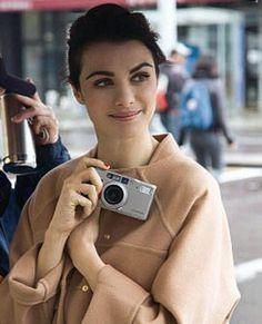 Image result for rachel weisz camera