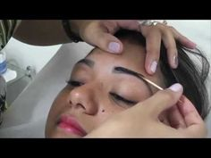 Tutorial Design de Sobrancelha com Henna - Tamires Pessoa - YouTube Henna, Youtube, Eyelashes, Make Up, Food Hacks, Beauty, Natural Person, Finger Nails, French Tips