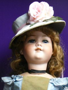 "ARMAND MARSEILLE 28"" Doll 390 A 11 M SLEEP Eyes GERMANY 